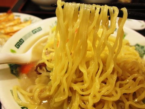 日高屋 (大森) 野菜たっぷりタンメン