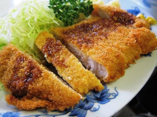もり田食堂 (平和島) 洋定食(とんかつ)