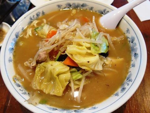 お茶の水大勝軒 (神保町) 復刻版タンメン