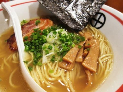 らーめん田 DEN (西大井) 鶏そば19号
