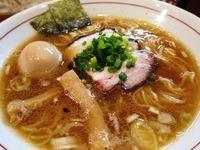 麺屋 KABOちゃん (駒込) しもふり中華そば