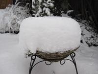 積雪40センチ?!