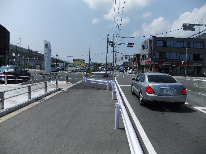 九谷新吾のブログ:宇土駅東口歩...