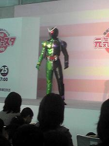 KAB元気フェスタ2009仮面ライダーWショー