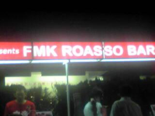 FMK ROASSO BAR