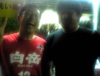 田中さん笑いすぎw